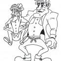 Frankenstein and Friend