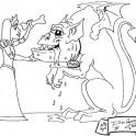 The Princess and the Gargoyle
